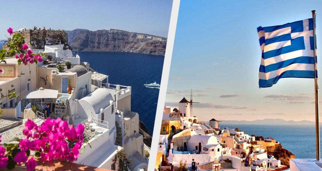 Греция ведет переговоры об открытии туризма с 9 странами, а 6 странам отказано в этом. Россия в первой группе