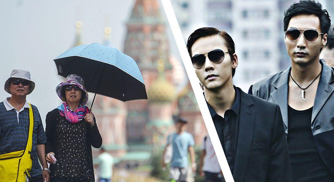 Эксперты: китайская мафия готовится в августе захватить Санкт-Петербург