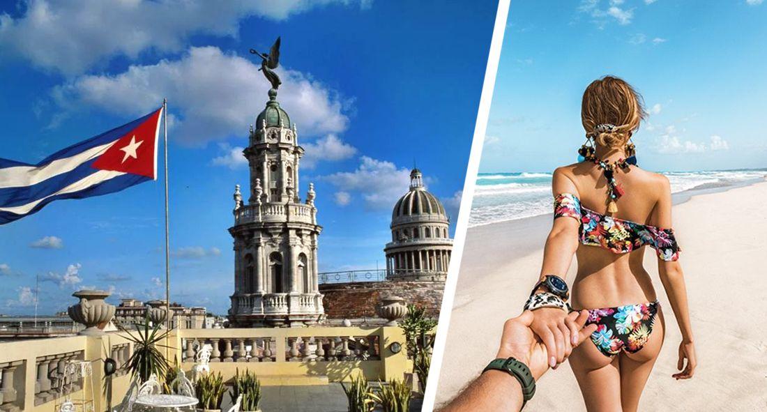 5 островов Кубы открыты для иностранных туристов