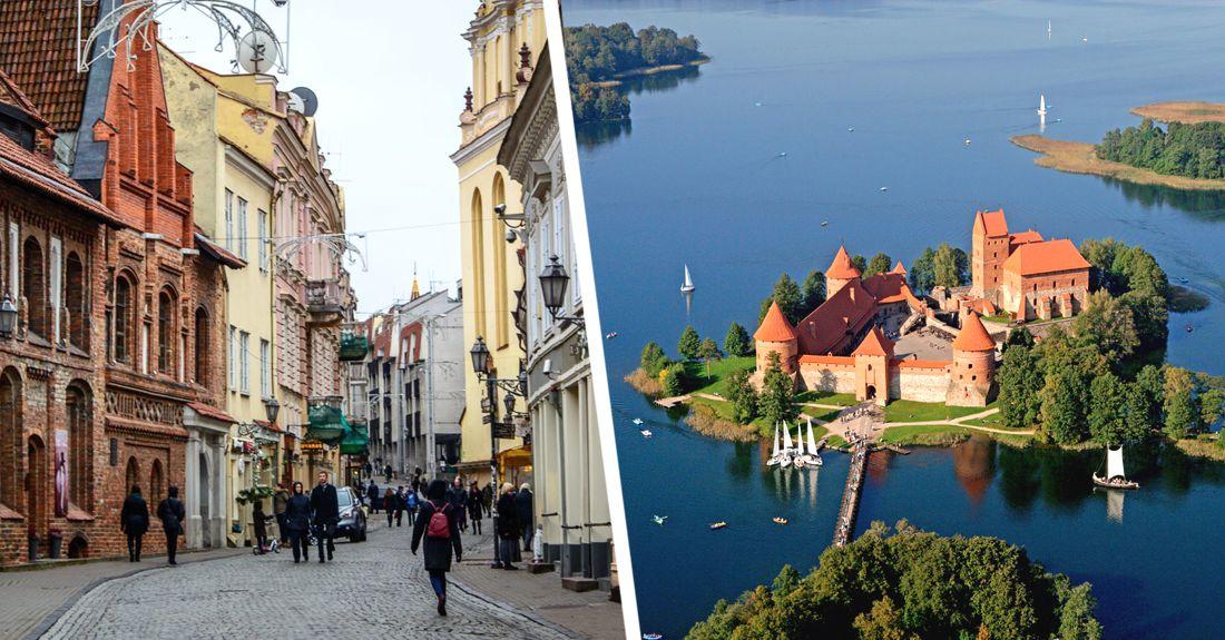 Литва предложила туристам бесплатные ночи