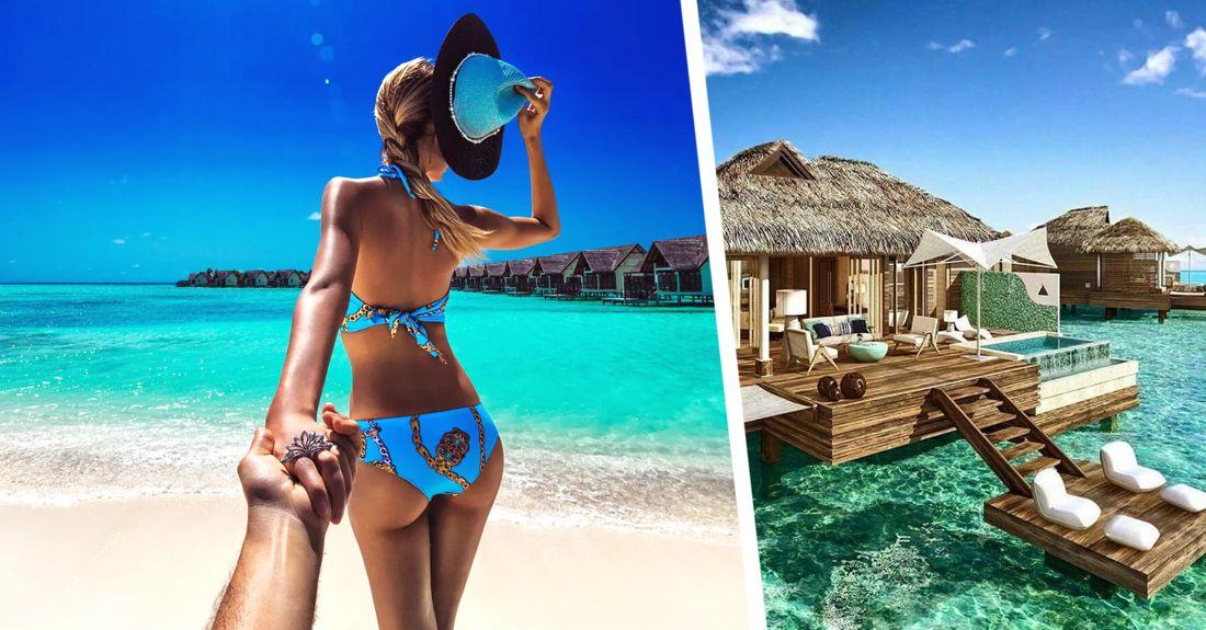Мальдивы полностью открываются для всех туристов с июля