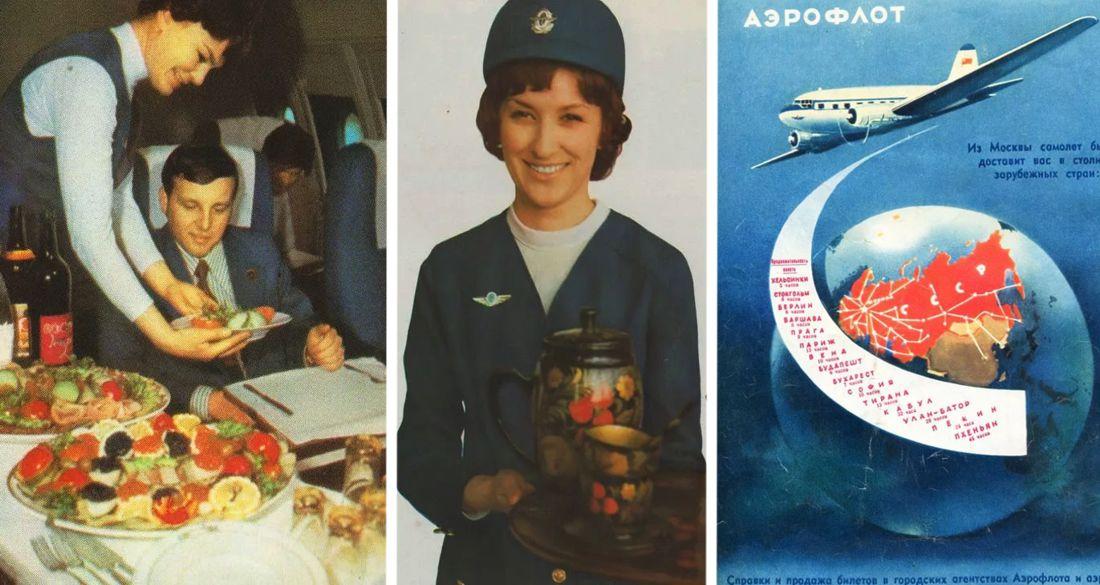 Что входило в меню для авиапассажиров от 1988 года, которое вчера отменил Мишустин?
