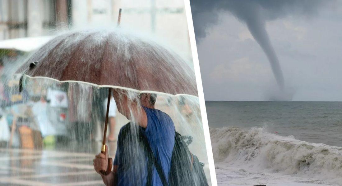 Погода: на Россию надвигается аномальное похолодание, черноморские курорты накроют непогода и ливни