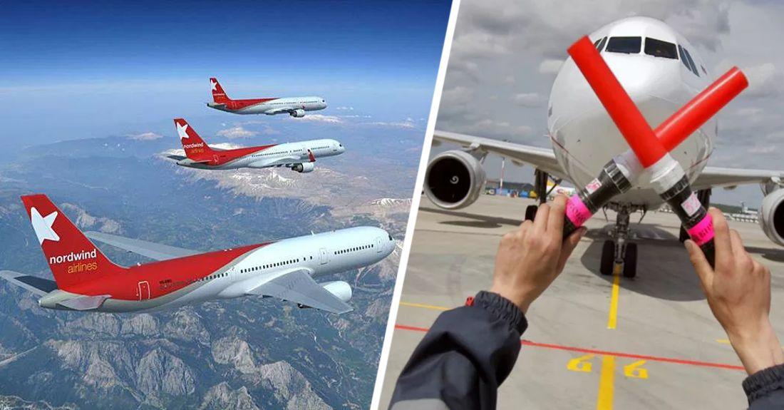 Авиакомпания Nord Wind массово отменяет рейсы на курорты