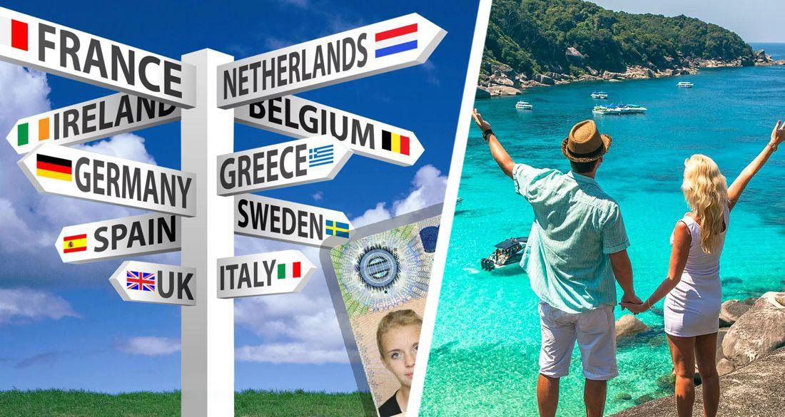 Составлен список когда и какие страны открываются для туристов