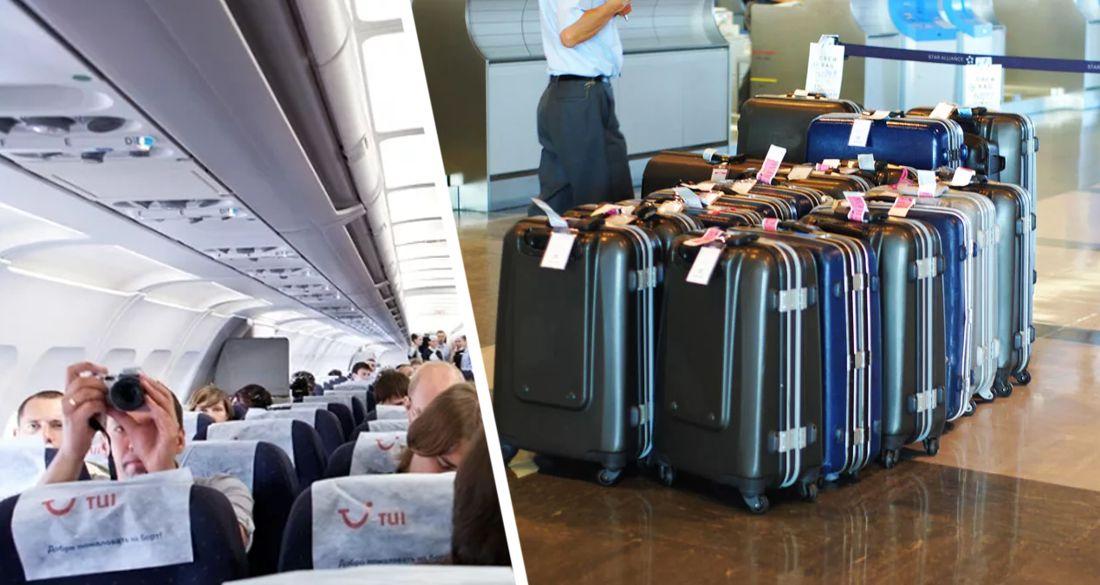 На чартерах TUI в Сочи теперь можно за доплату питаться, выбирать места и брать багаж