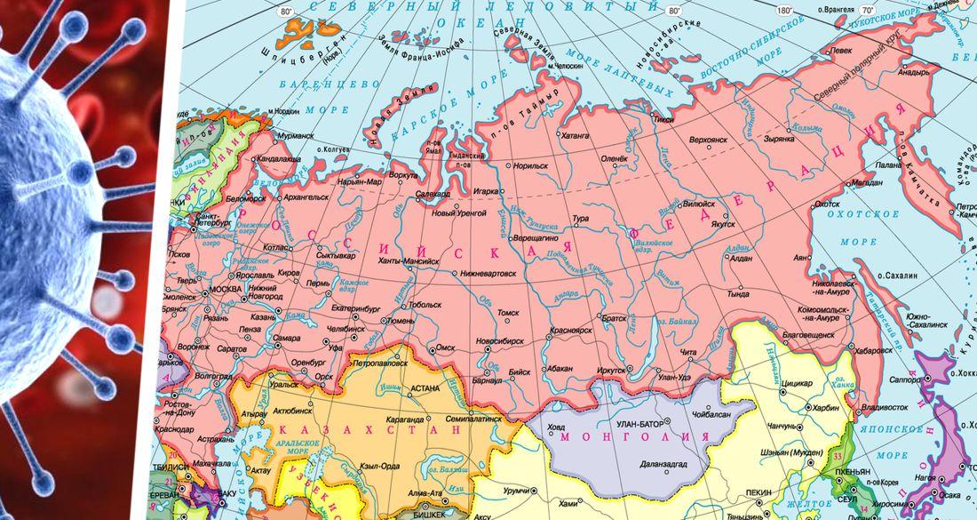 Коронавирус в России на 05.06: в Крыму туристов ждут и не боятся