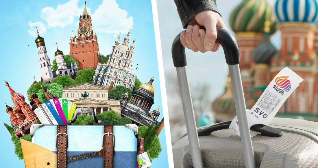 Туристы меняют заграничный отпуск на отдых в России: составлен ТОП-10 популярных направлений