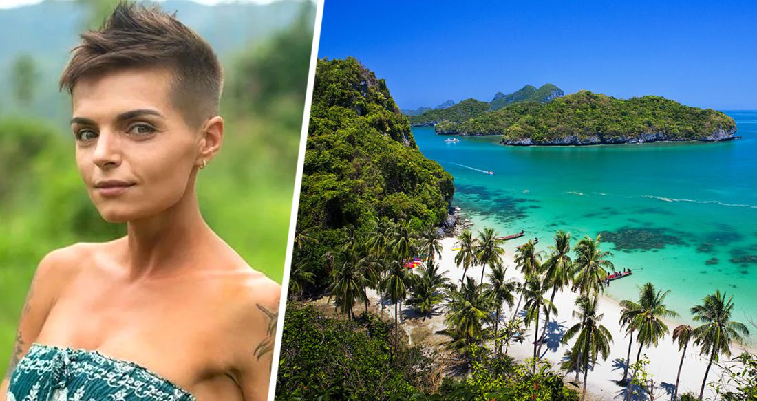В Таиланде в лесах острова Самуи от истощения умерла украинская туристка