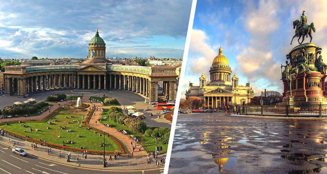 Власти Санкт-Петербурга озвучили планы открытия туристического сезона