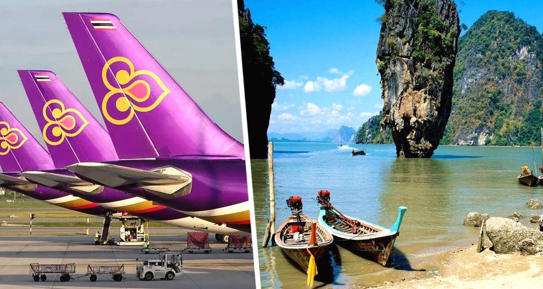 Таиланд откладывает возобновление международных рейсов для туристов