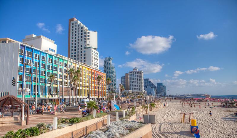 В Израиле 30% отелей возобновили работу
