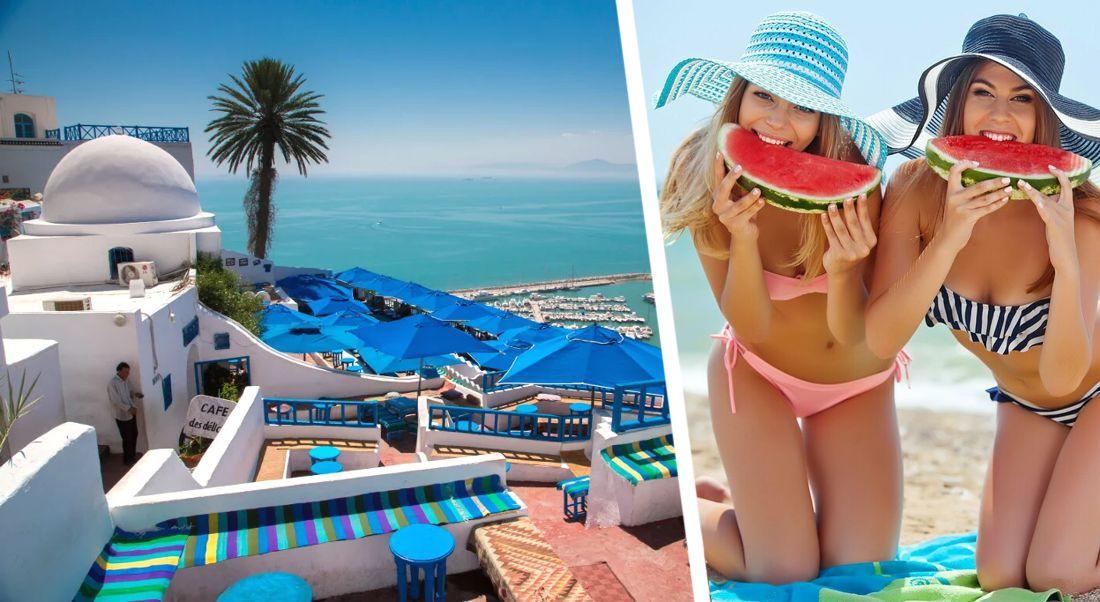 Тунис объявил дату открытия границ для иностранных туристов и перезапуска отелей