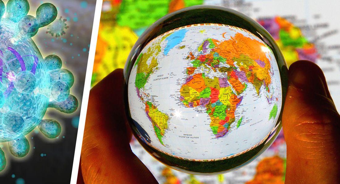 Для туристов составлен рейтинг текущей безопасности стран по коронавирусу