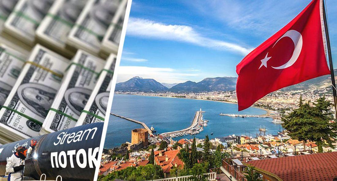 Российский туризм в Турцию может задохнуться от газа, не начавшись после ковида