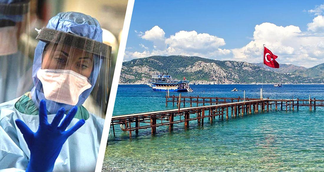 Турция вводит для туристов страховку от коронавируса