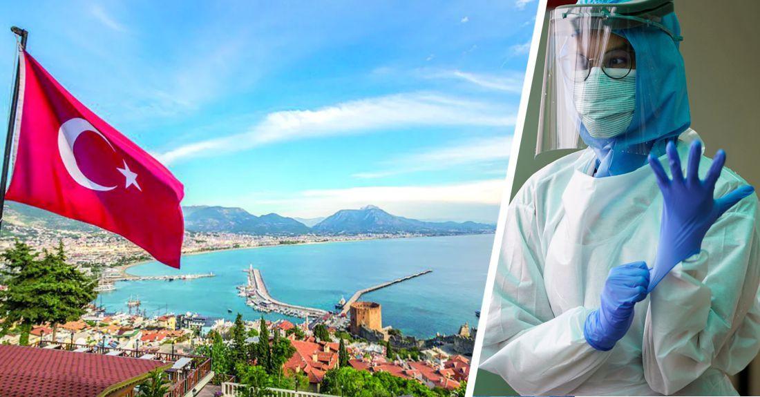 На первом чартере в Турцию выявлены коронавирусные туристы, туристический сезон поставлен под вопрос