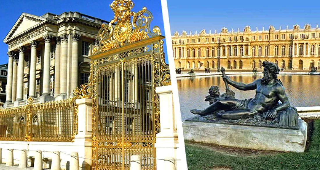 Версаль снова открылся для туристов