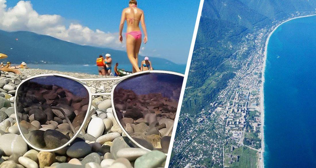ϟ Абхазия продлила запрет на въезд российских туристов, но назвала дату открытия