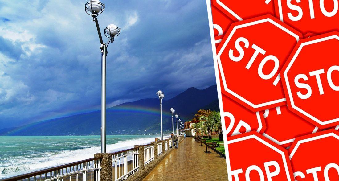 Абхазия решила убить свой туризм, вновь отложив допуск российских туристов