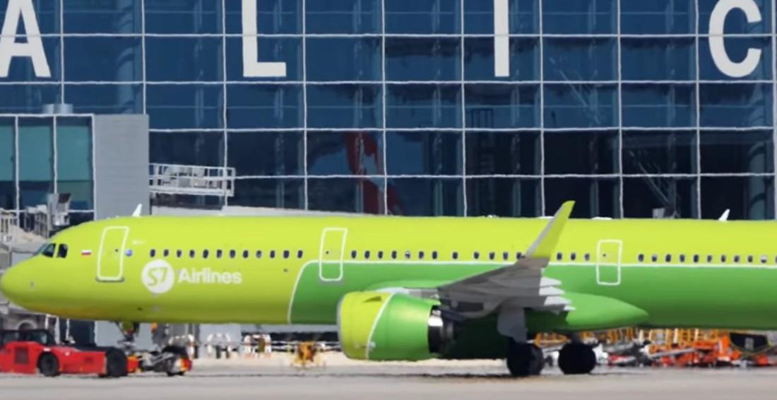 S7 Airlines эвакуирует россиян с фешенебельных курортов Средиземноморья