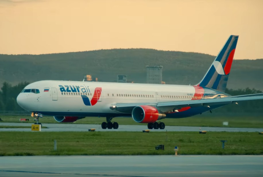 AZUR air начинает полеты в Анапу из Красноярска, Екатеринбурга, Самары и Уфы