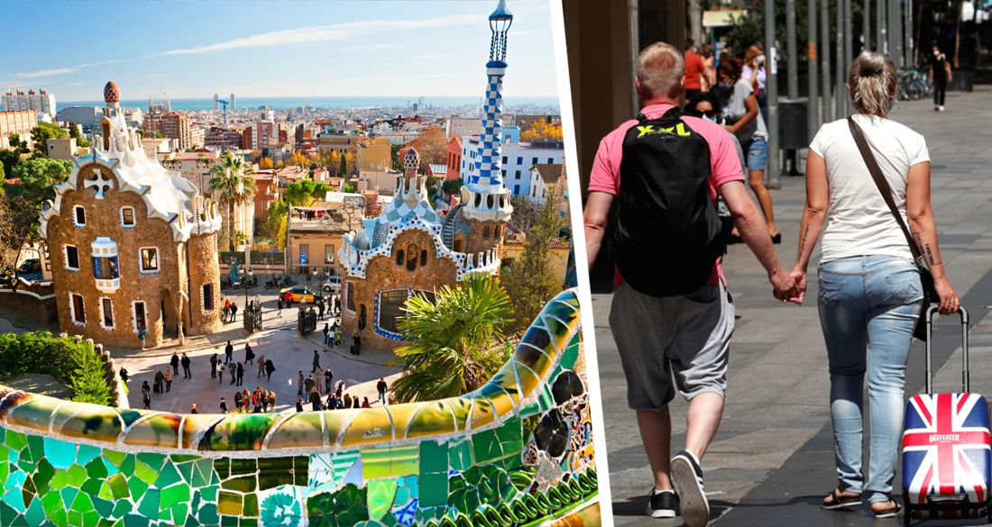 Covid-19: «Великобритания наносит удар по туризму Барселоны», - премьер Испании