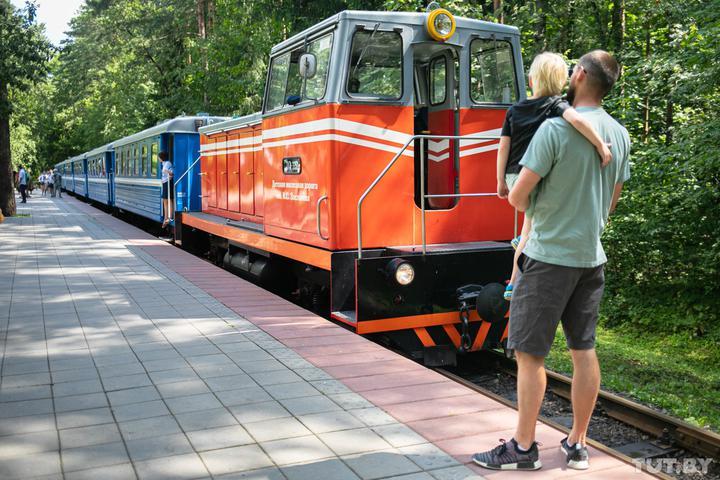 Завтра стартует сезон на Детской железной дороге - пассажиров рассадят с соблюдением дистанции