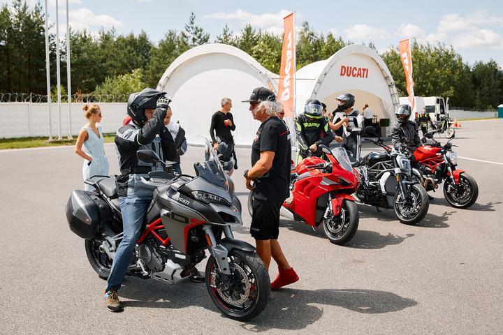 Фото: Ducati Минск