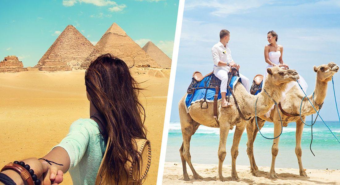 В Египте подсчитали, сколько туристов прилетело в Хургаду и Шарм-эль-Шейх в первую неделю после открытия