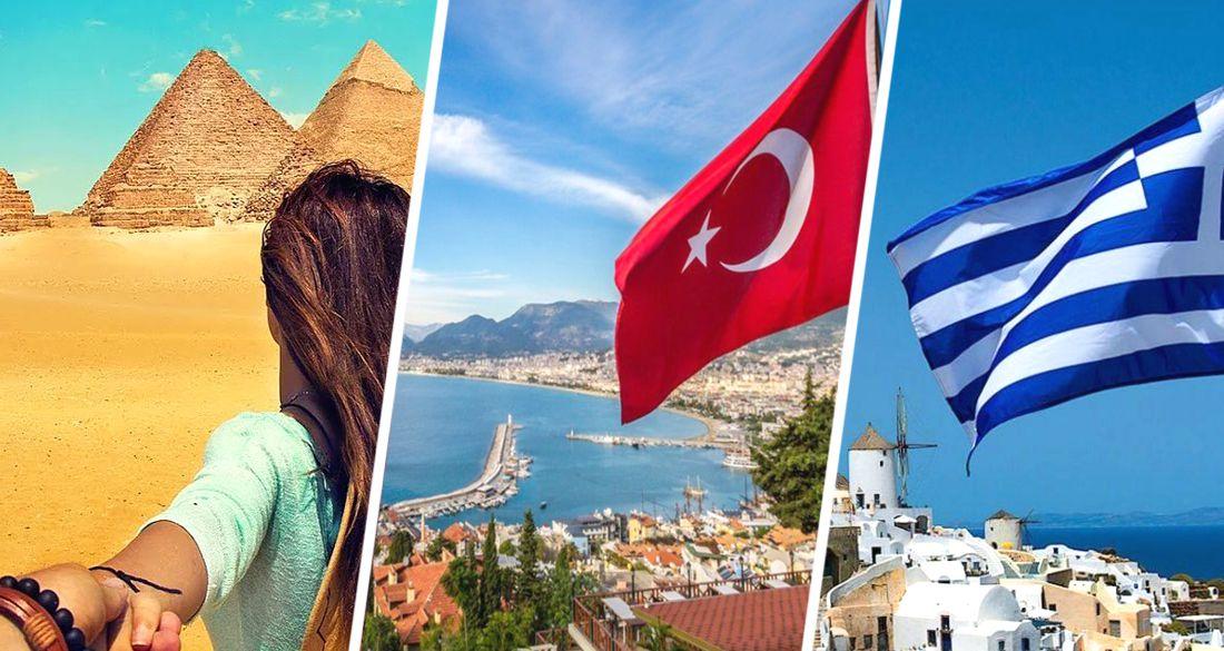 Консультации по открытию Турции, Греции и Египта вступили в новую фазу. Стали известны первые даты