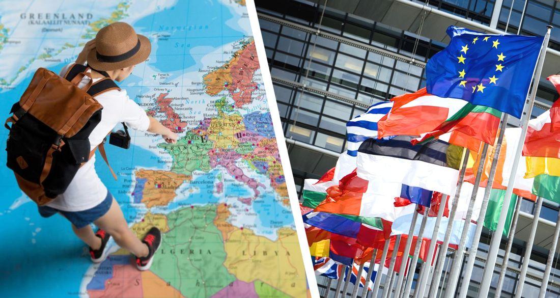 В Европе 4 страны готовы открыть границы для российских туристов