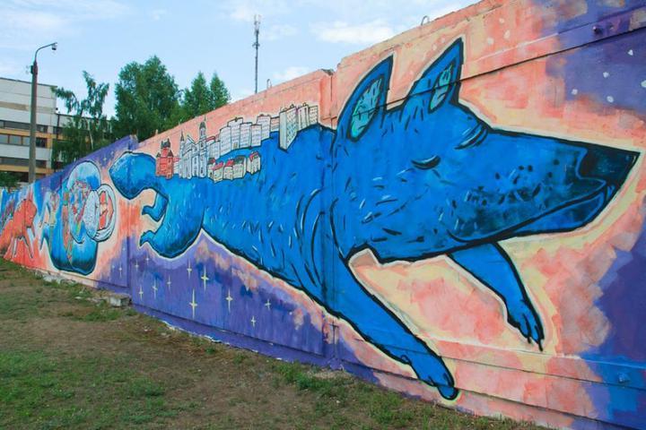 Фото: streetart.urbanistic.by