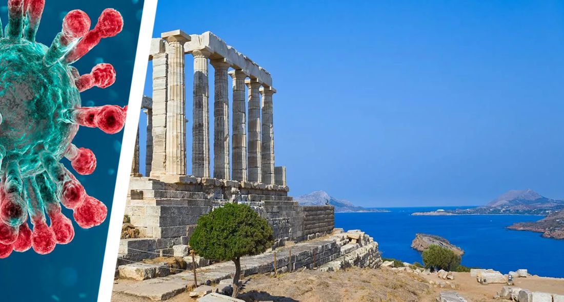 В Грецию туристы завезли «вторую волну» Covid-19, на инфицированных началась охота