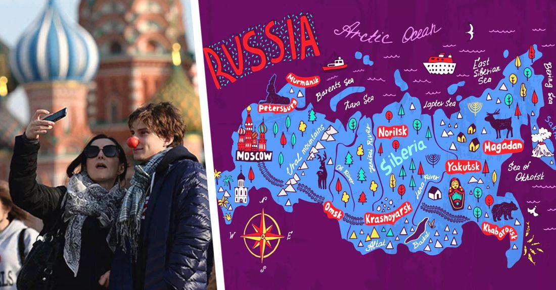 Почему иностранные туристы не хотят ехать в Россию? Как оказалось, вовсе не из-за безопасности и языкового барьера...