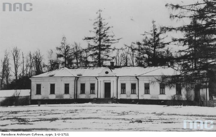 Усадьба Юндилов, между 1918-м и 1939-м годами. Источник: audiovis.nac.gov.pl