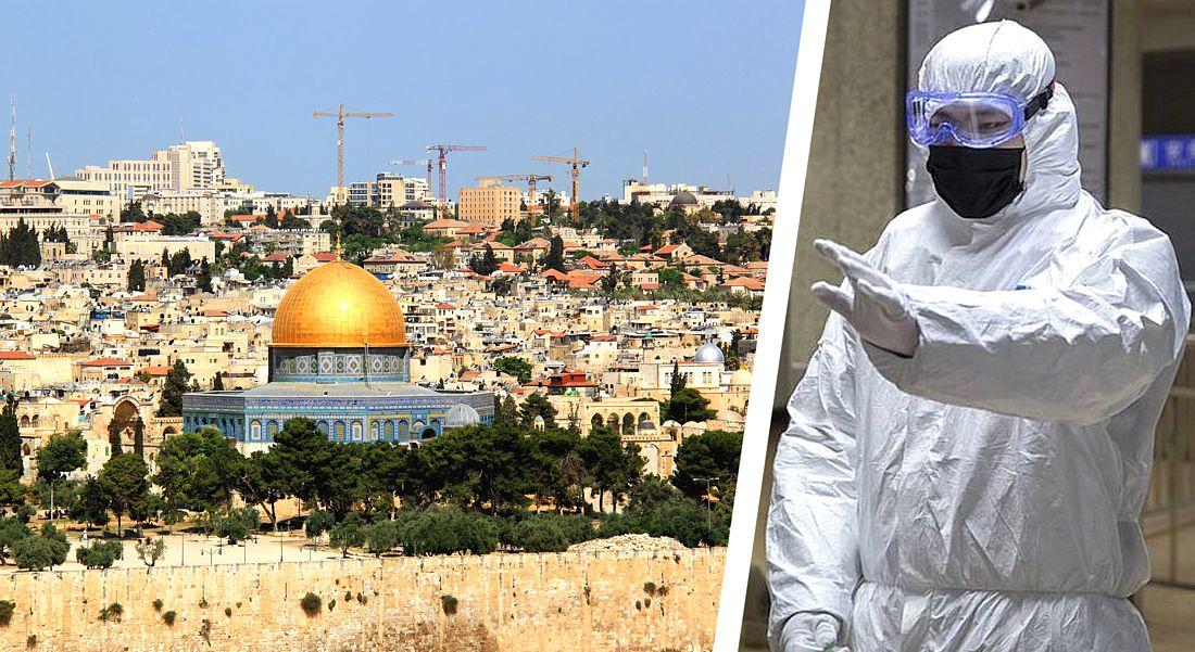 Израиль будет выявлять коронавирус у туристов за 15 минут