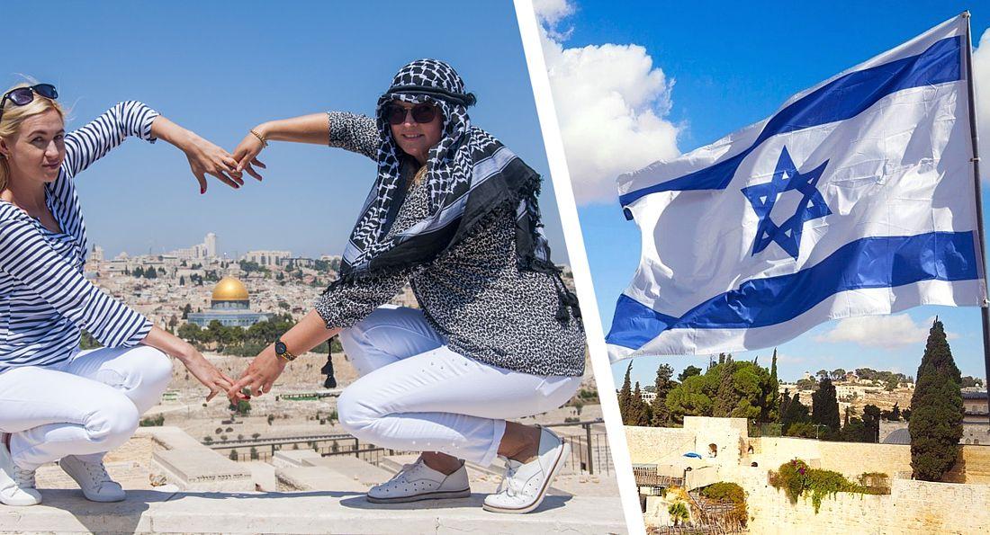 Туристы из России провели 5 месяцев в Израиле, пройдя 650 км пешком и не зная, что в мире - пандемия