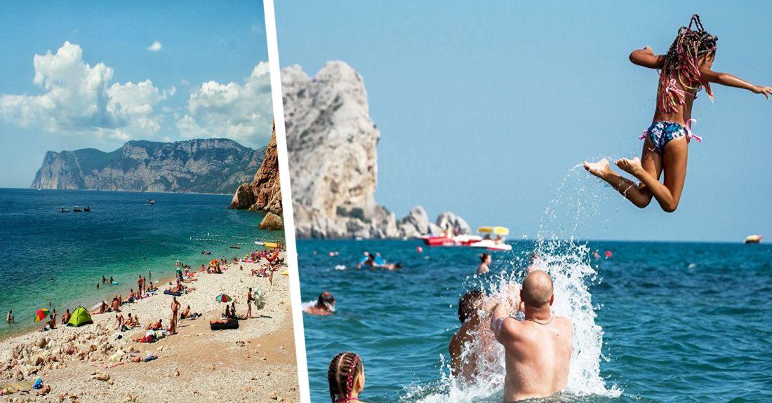 Вода на пляжах Крыма прогрелась до +28°C, синоптики назвали дату отступления аномальной погоды