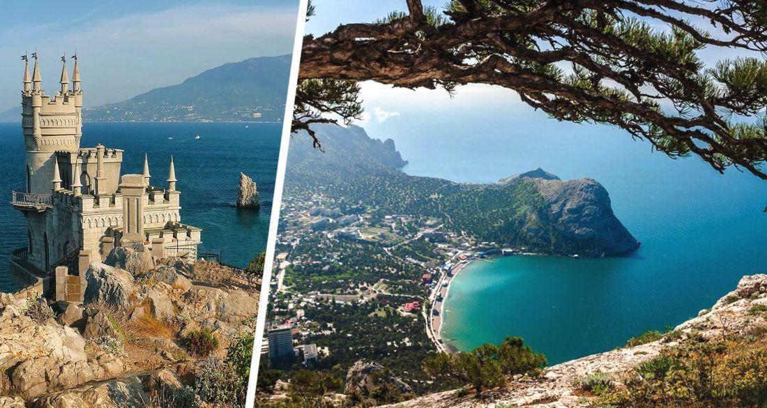 Крым принял первый миллион туристов: отели заполнены на 95%