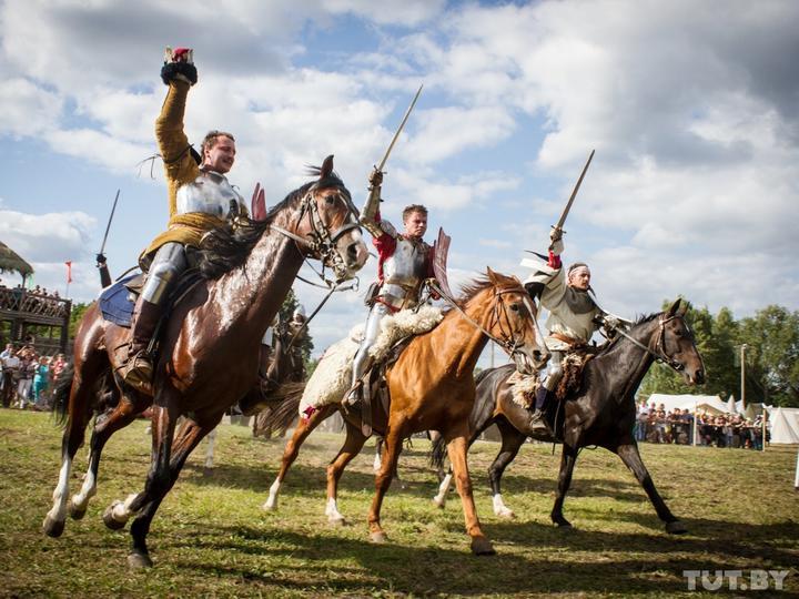 В Мстиславле вместо рыцарского феста пройдет средневековая ярмарка. Уже 1 августа!