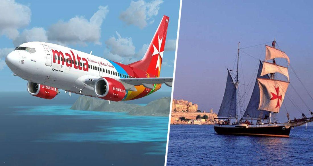 Air Malta сообщила, когда откроет рейсы в Россию
