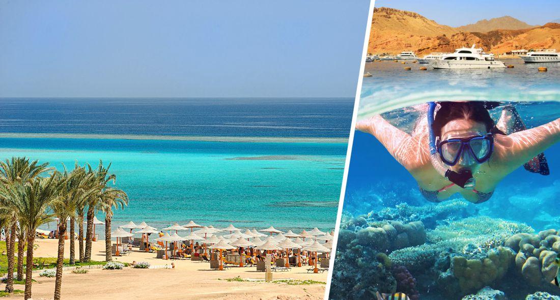 Египетский курорт Марса-Алам принял первый рейс с туристами после карантина