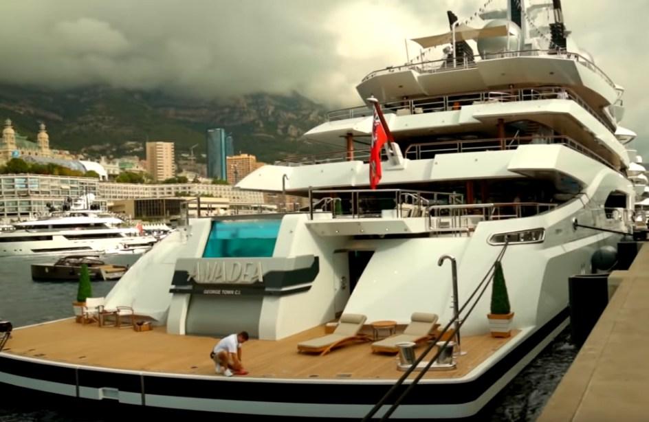 Шоу суперяхт в Монако, намеченное на сентябрь, отменили