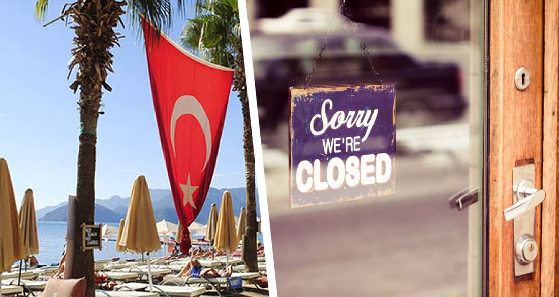 Отели Турции остались без персонала: обслуживать туристов теперь некому