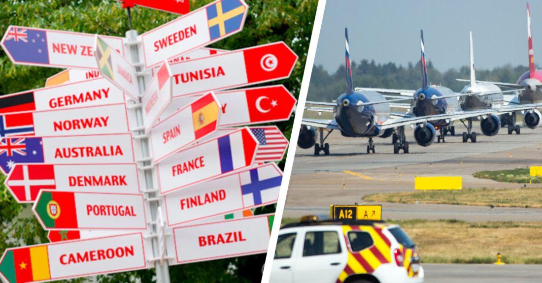 ϟ Роспотребнадзор согласовал 13 стран на открытие границ, среди них 5 туристических направлений. Куда делась Турция?