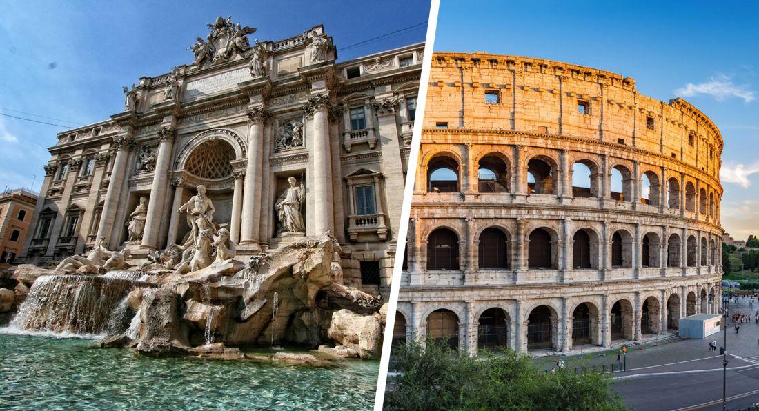 Из-за туристов Рим могут вновь посадить на карантин