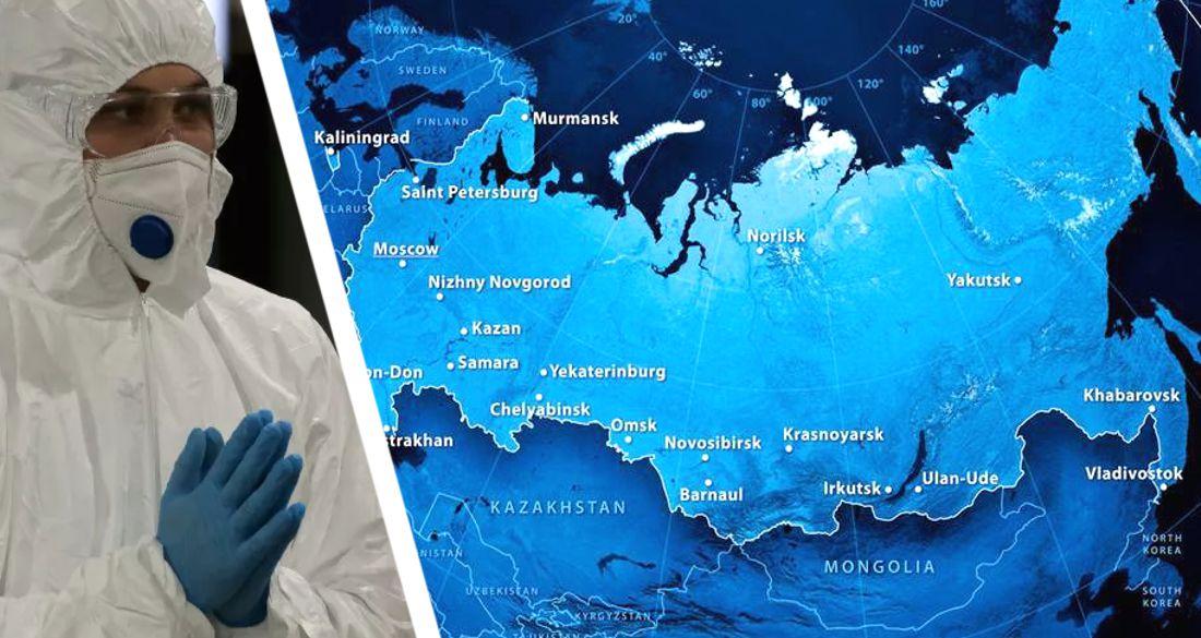 Коронавирус в России на 19.07: в мире очередной пик заболеваемости, Россия опустилась на 8 место