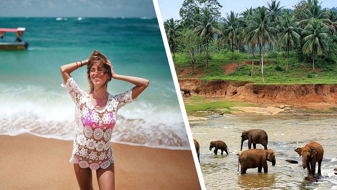 Посол: Шри-Ланка откроет границы для российских туристов в августе