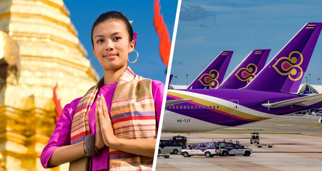 Thai Airways планирует возобновить рейсы с сентября, но в Россию больше не полетит